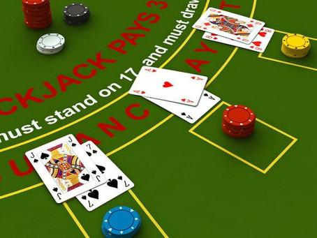 카지노 게임 블랙잭은 전략이다