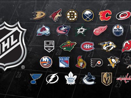 NHL초심자 분들을 위한 배팅 노하우
