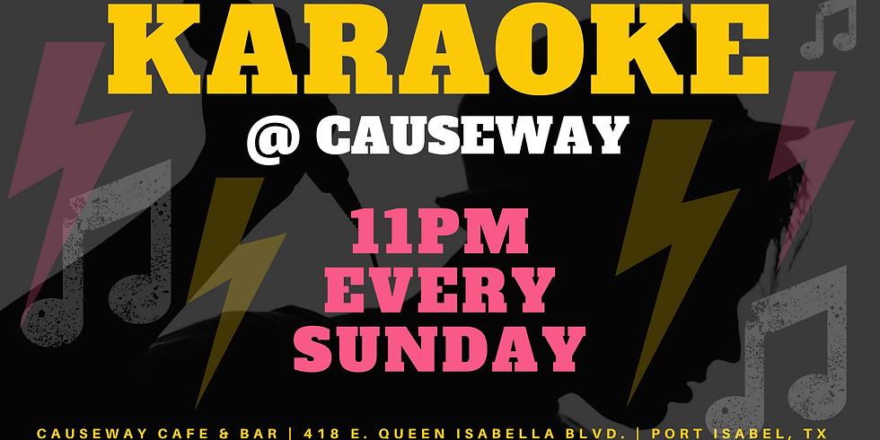 Karaoke at Causeway