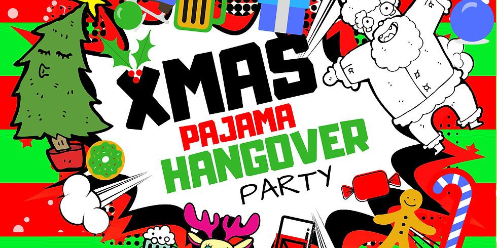 Xmas Pajama Hangover Party