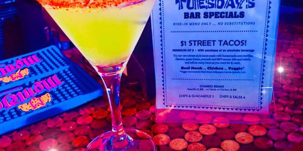 Taco Tuesday Bar Specials