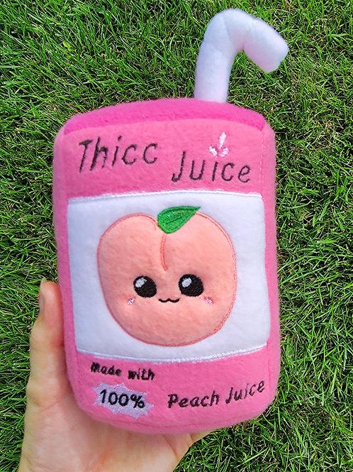 Thicc Juice Peach Juicebox