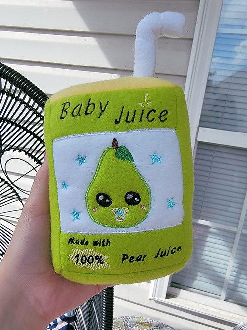 Baby Juice Pear Juicebox