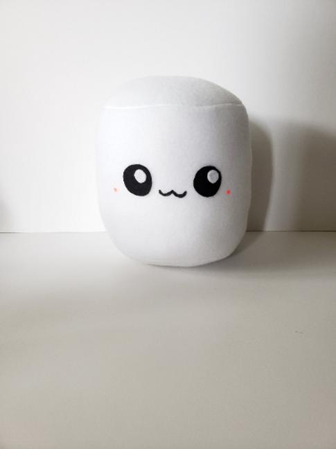 Cute Kawaii Marshmallow Plush