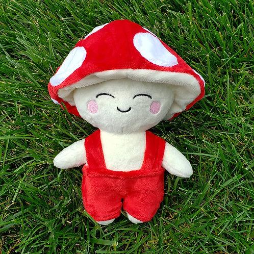 Mani the Amanita Mushroom