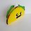 Thumbnail: Cute Kawaii Taco Plush