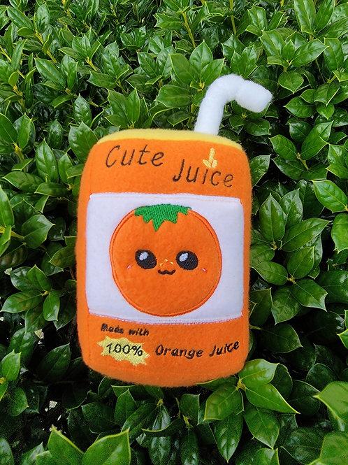 Cute Juice Orange Juicebox