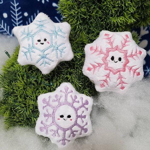 Snowflake Plush