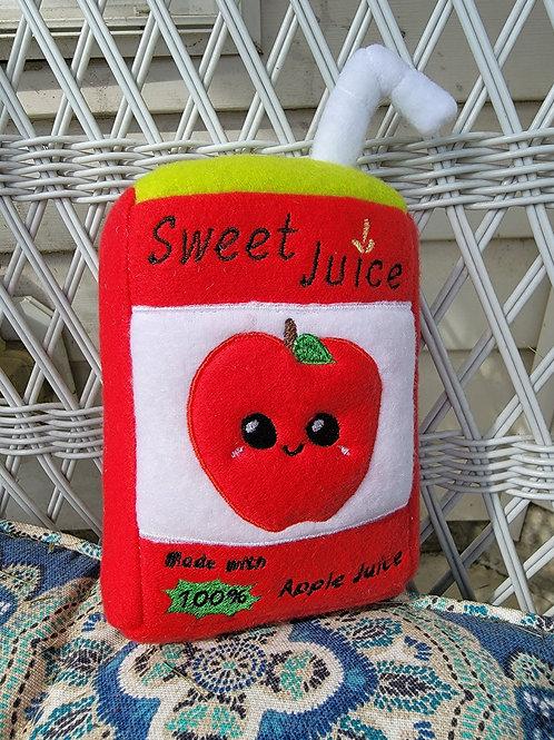 Sweet Juice Apple Juicebox