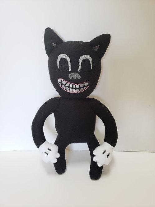 Cartoon Cat Plush