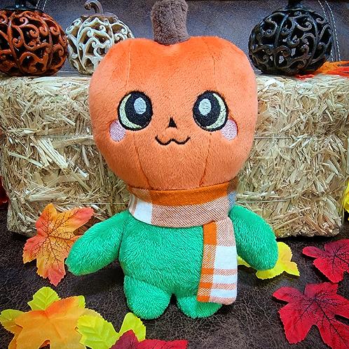 Spice the Pumpkin