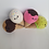 Thumbnail: Kawaii Ice Cream Cone Plush