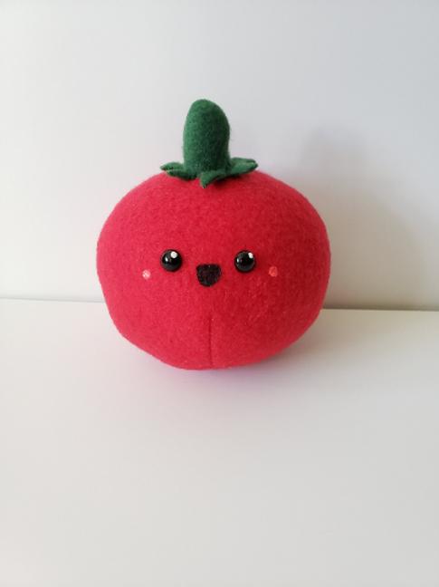 Cute Kawaii Tomato Plush