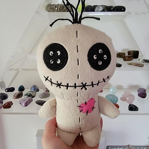 Hexa the Voodoo Doll