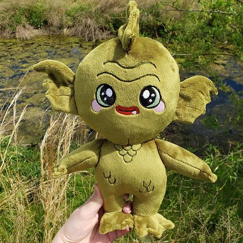 Manngrove the Swamp Monster