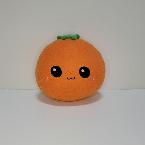 Kawaii Orange Fruit Plush