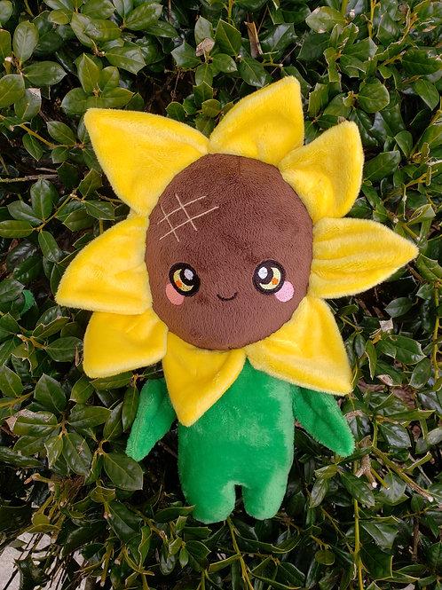 Sonny the sunflower plush