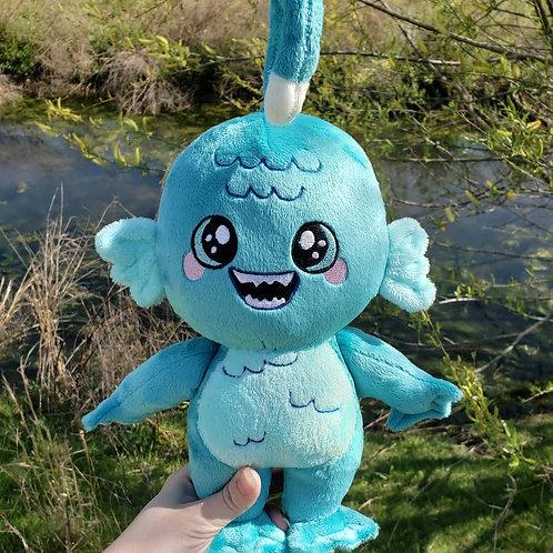 Gilbert the Anglerfish