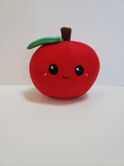 Cute Kawaii Apple Plush