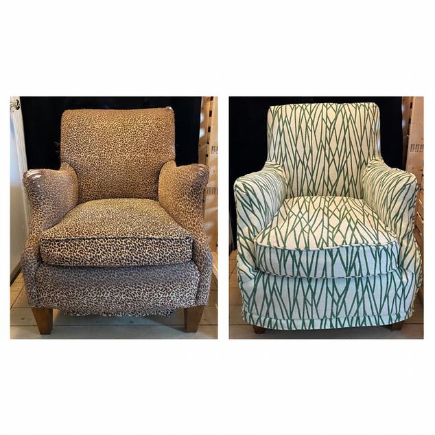 Arm Chair Slipcover
