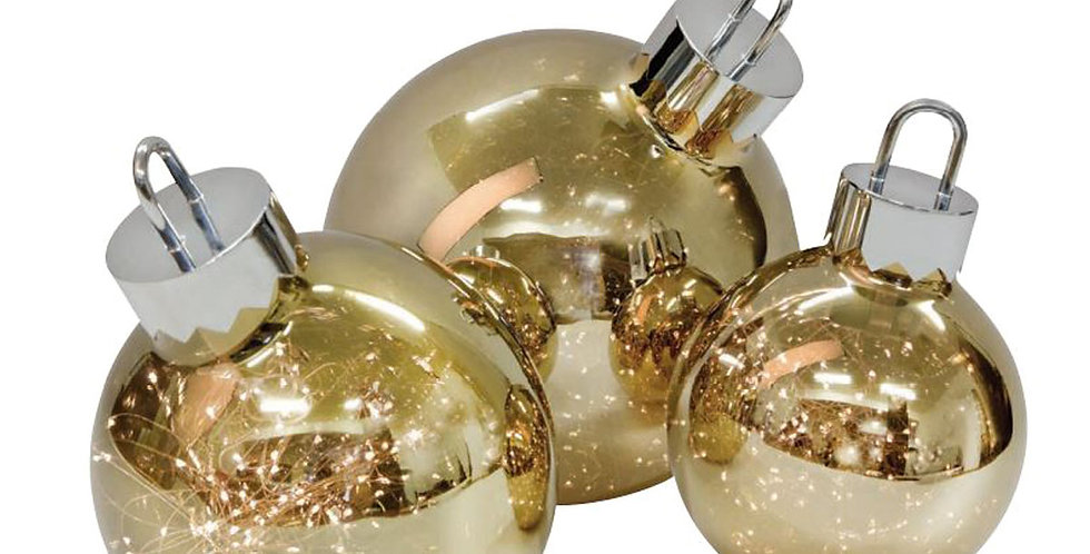 Deco lamp ornament
