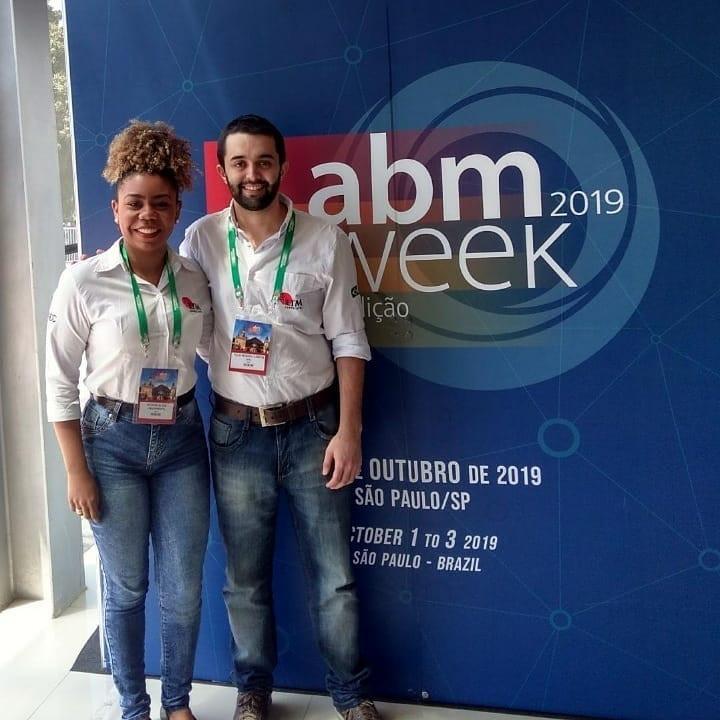 Equipe LTM durante a ABM Week 2019