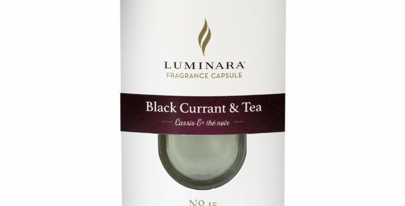Blackcurrant & Tea