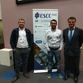 Equipe LTM durante o ESCC 2019
