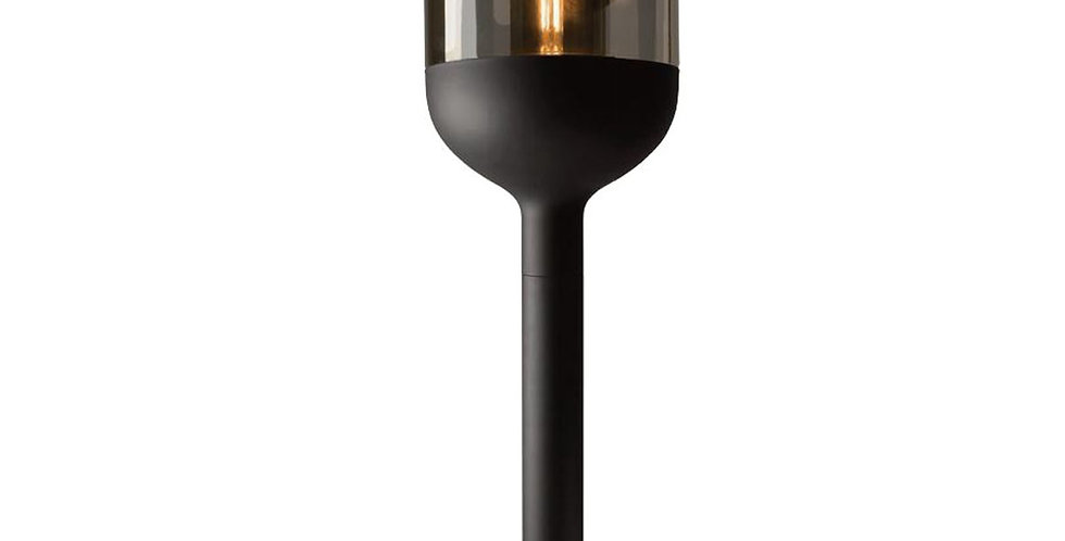 Table lamp dome