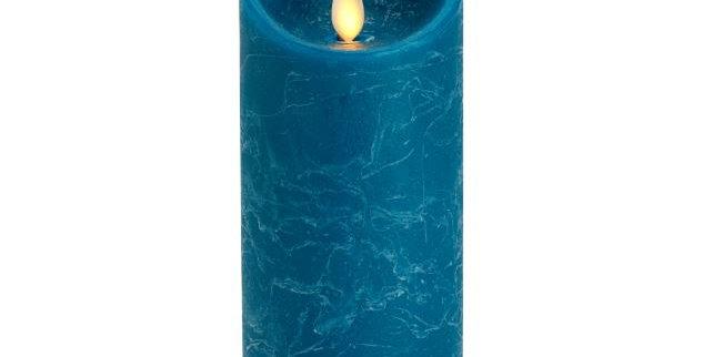 8cm x 18cm Vintage Blue