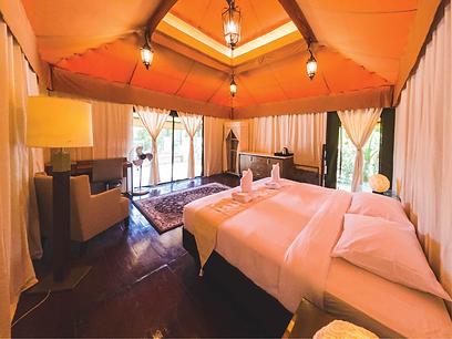 Borneo Kiim Tent Inside