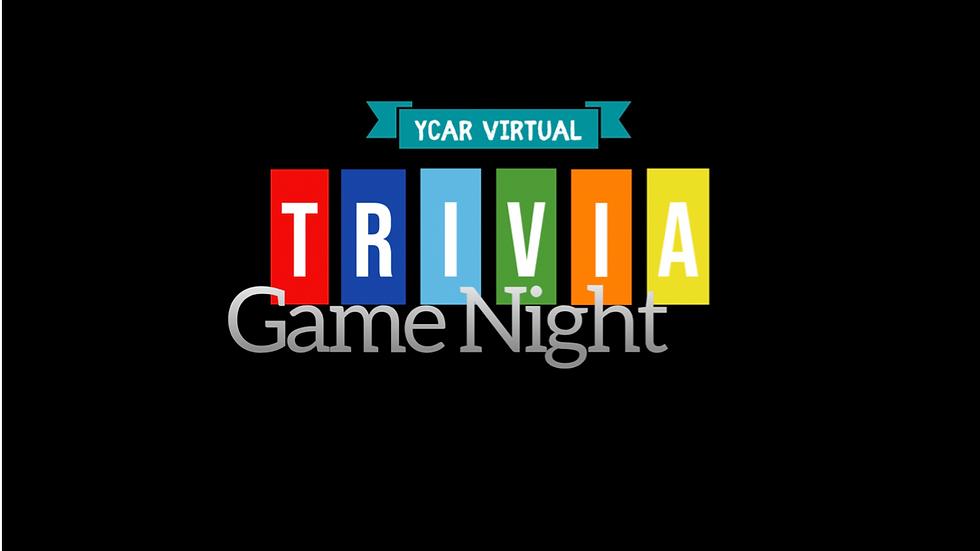 YCAR Virtual Trivia