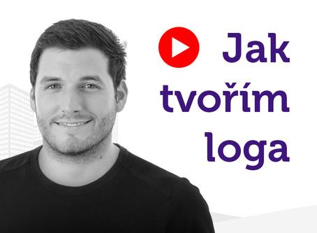 VIDEO: Jak tvořím loga od začátku do konce