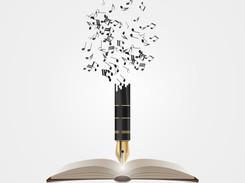 Ilustrace pro hudební textaře
