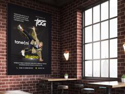 Taneční skupina - plakát