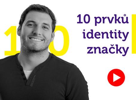 10 prvků brand identity a obecná definice značky (brandu)