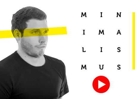 Minimalistický grafický design. Co to je a jak na něj?