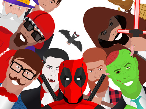 Superhrdinský gang