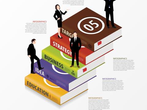 Infografika - šablona