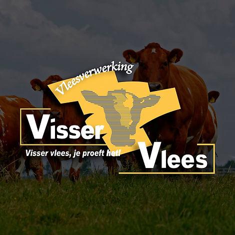 Logo Visser Vlees en Vleesverwerking Lunteren
