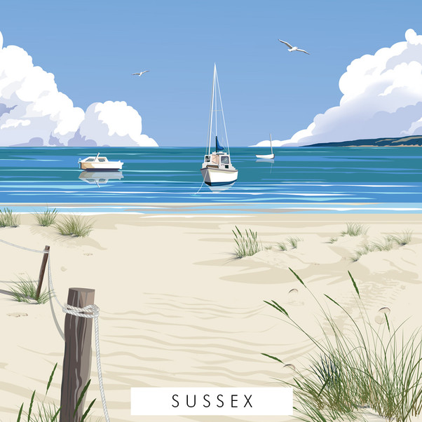 Sussex prints