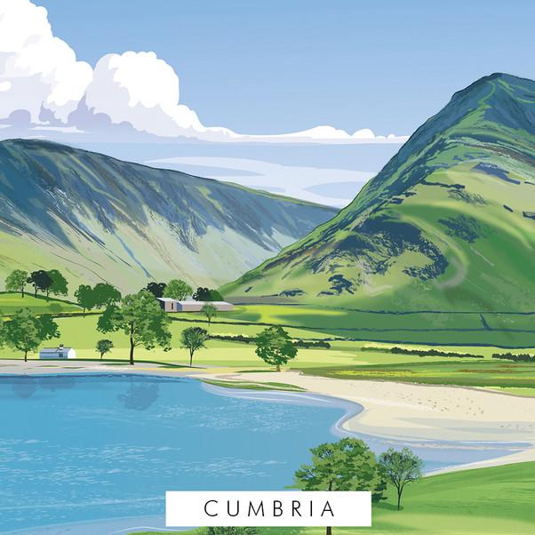 Cumbria prints