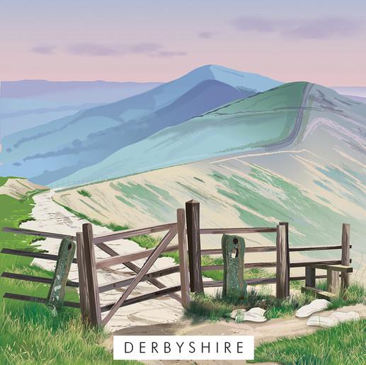 Derbyshire prints