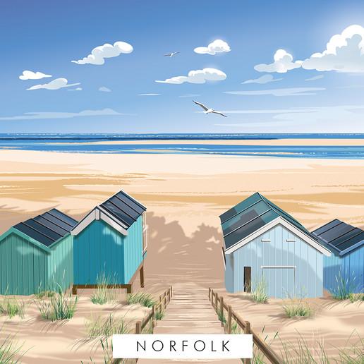 Norfolk prints