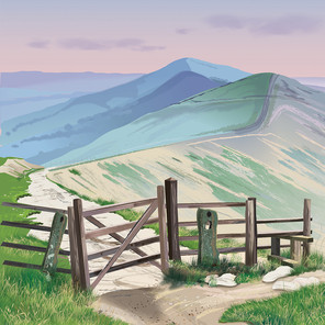 Peak District, Derbyshire