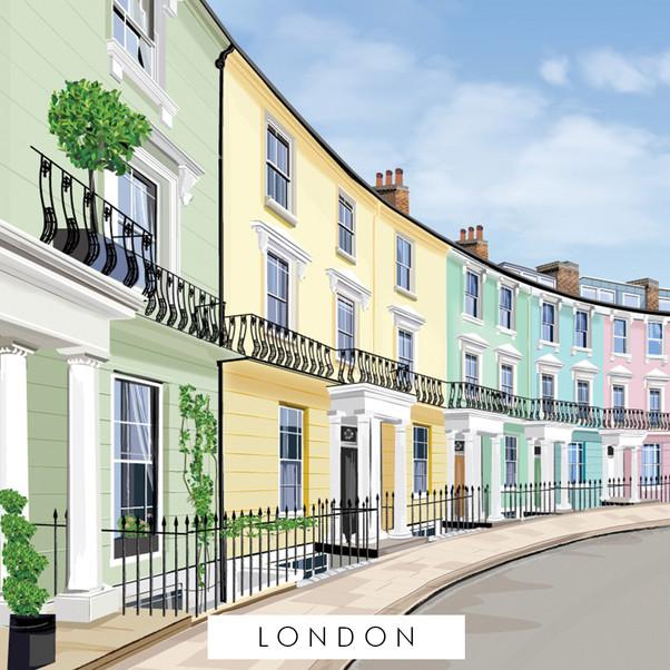 London prints