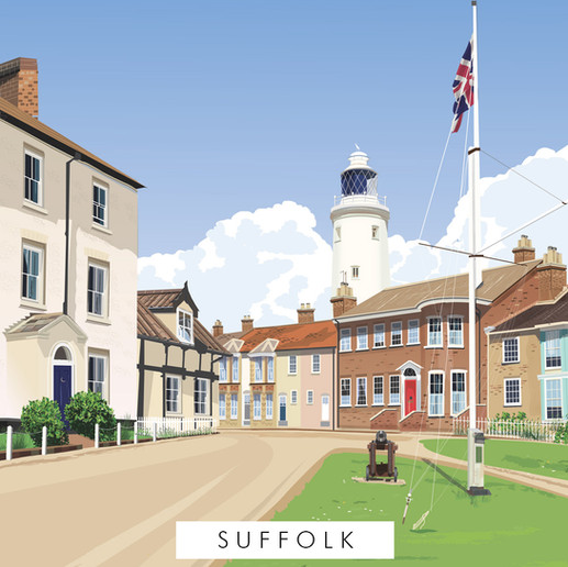 Suffolk art prints