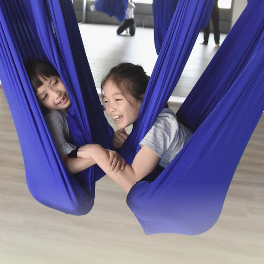 Kids & Teens Aerial Yoga