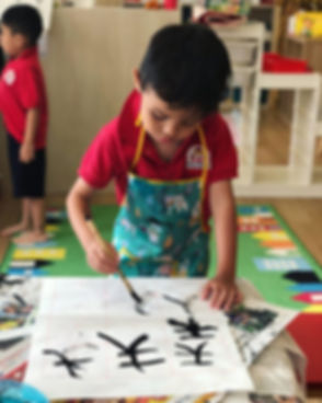 english chinese bilingual kindergarten m