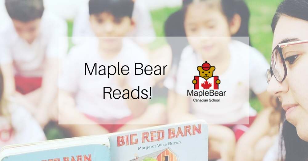 maple bear reads kindergarten HK